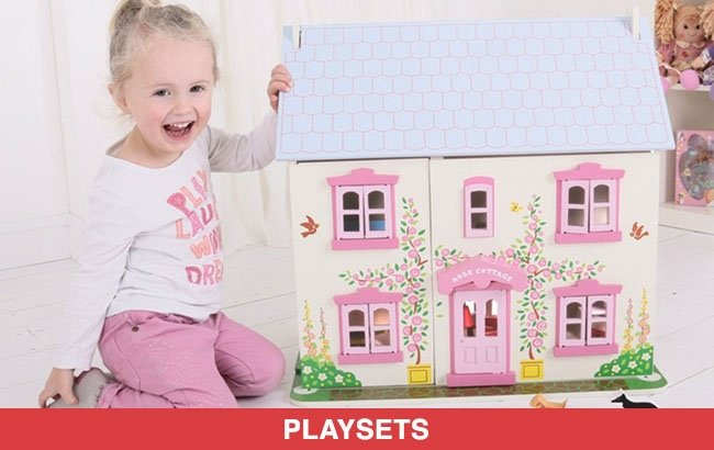Bigjigs Toys Playsets