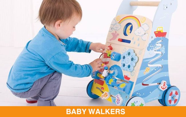 Bigjigs Baby Walkers