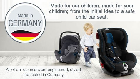 Britax Römer - Made in Germany