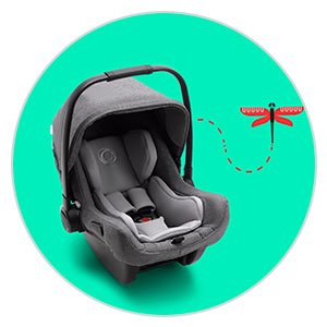 Bugaboo Turtle Air comfort