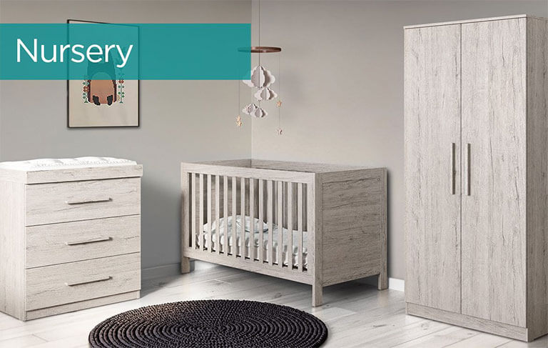 Ickle Bubba Nursery Furniture