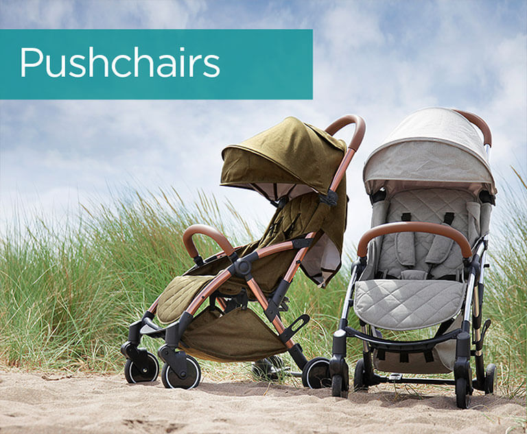 Ickle Bubba Pushchairs