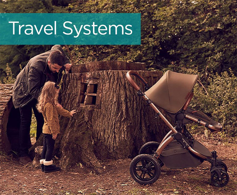 Ickle Bubba Travel Systems
