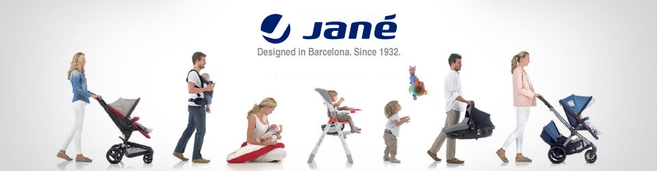 Jane Prams and Pushchairs