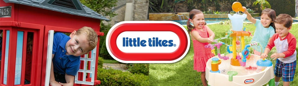 little Tikes Header